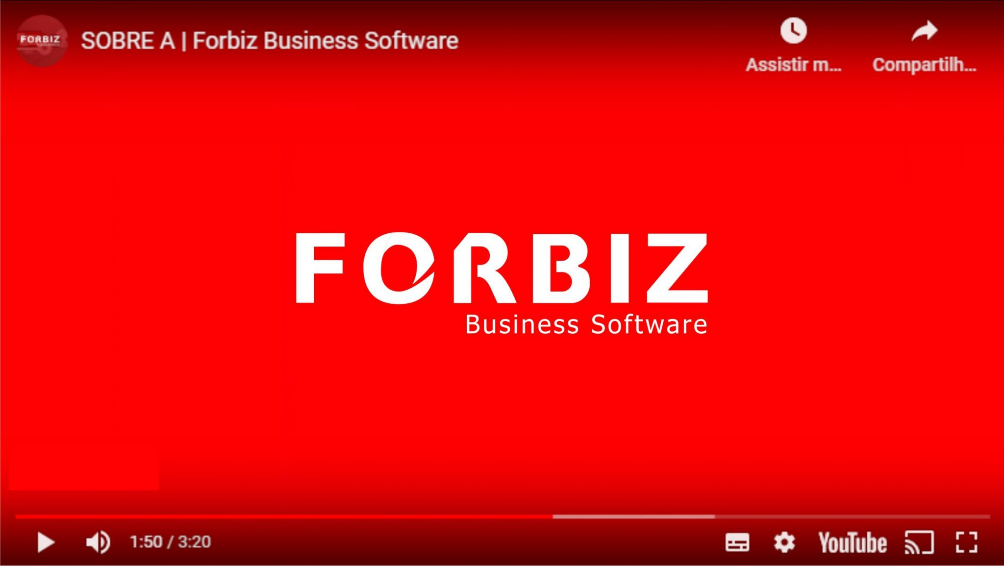 Sobre a Forbiz Business Software