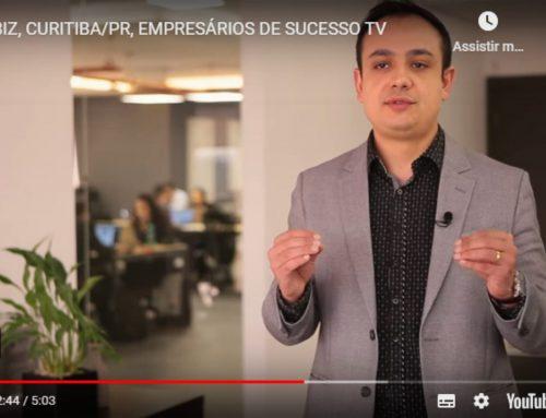 FORBIZ, CURITIBA/PR, EMPRESÁRIOS DE SUCESSO TV