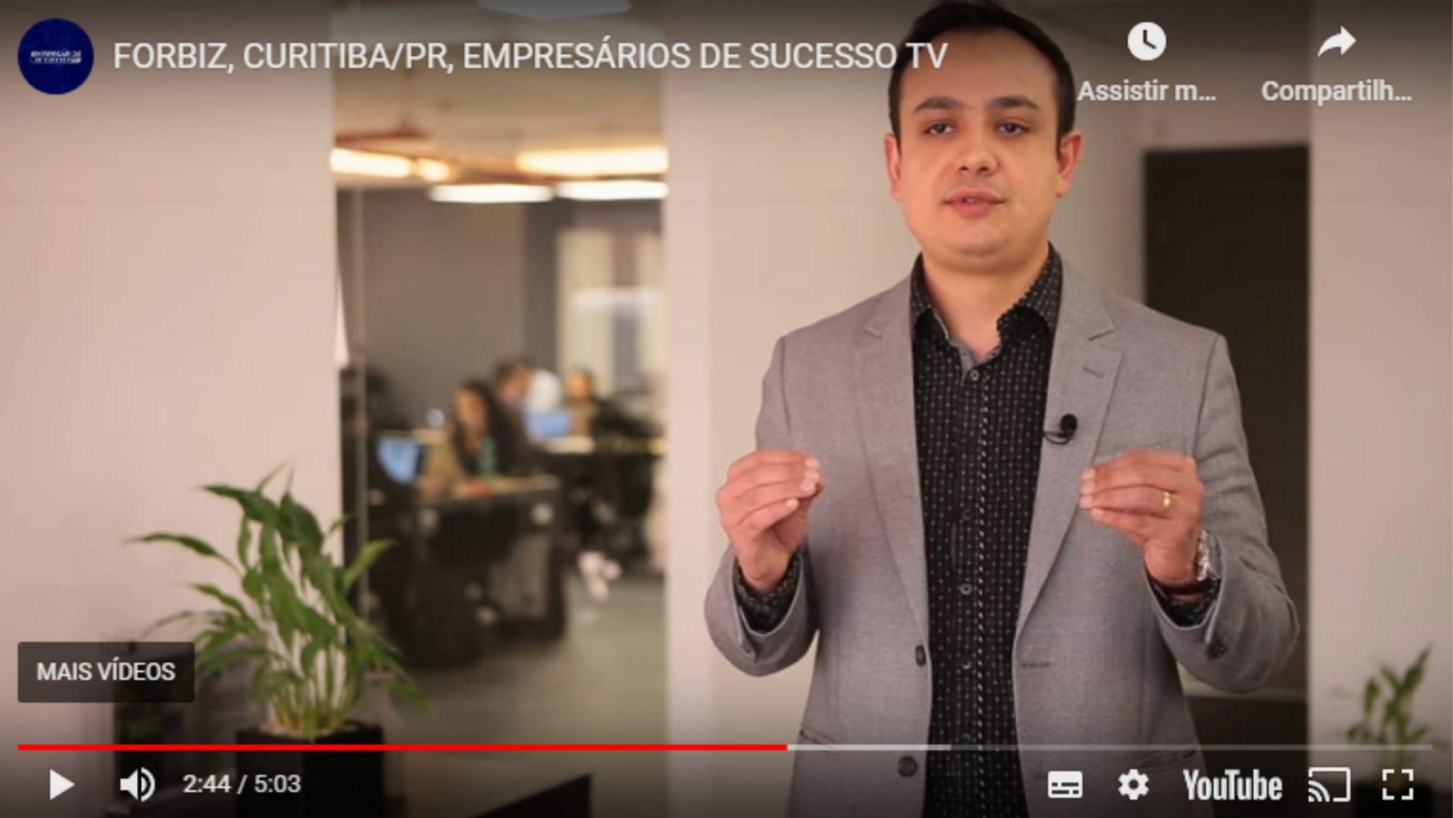 Empresarios de sucesso