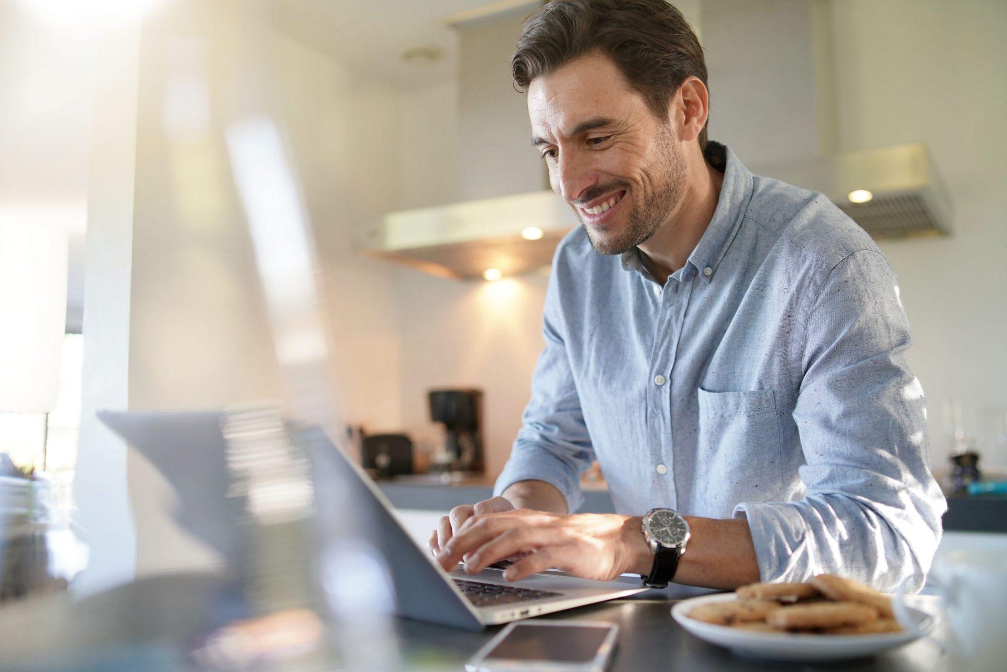 Como o ERP pode facilitar seu home office