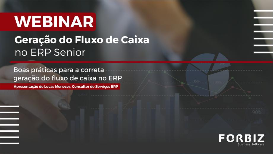 Webinar Geração do Fluxo de Caixa no ERP Senior - Banner site