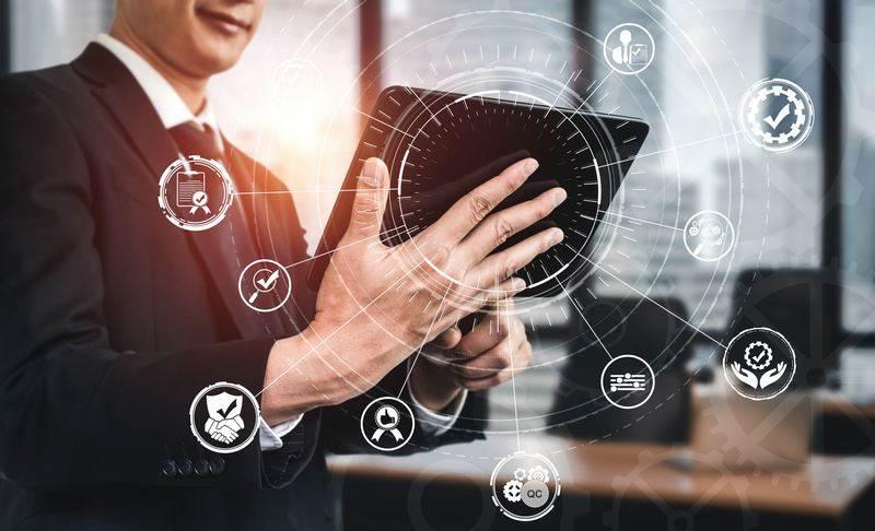 Como funciona o sistema de gestão integrada?